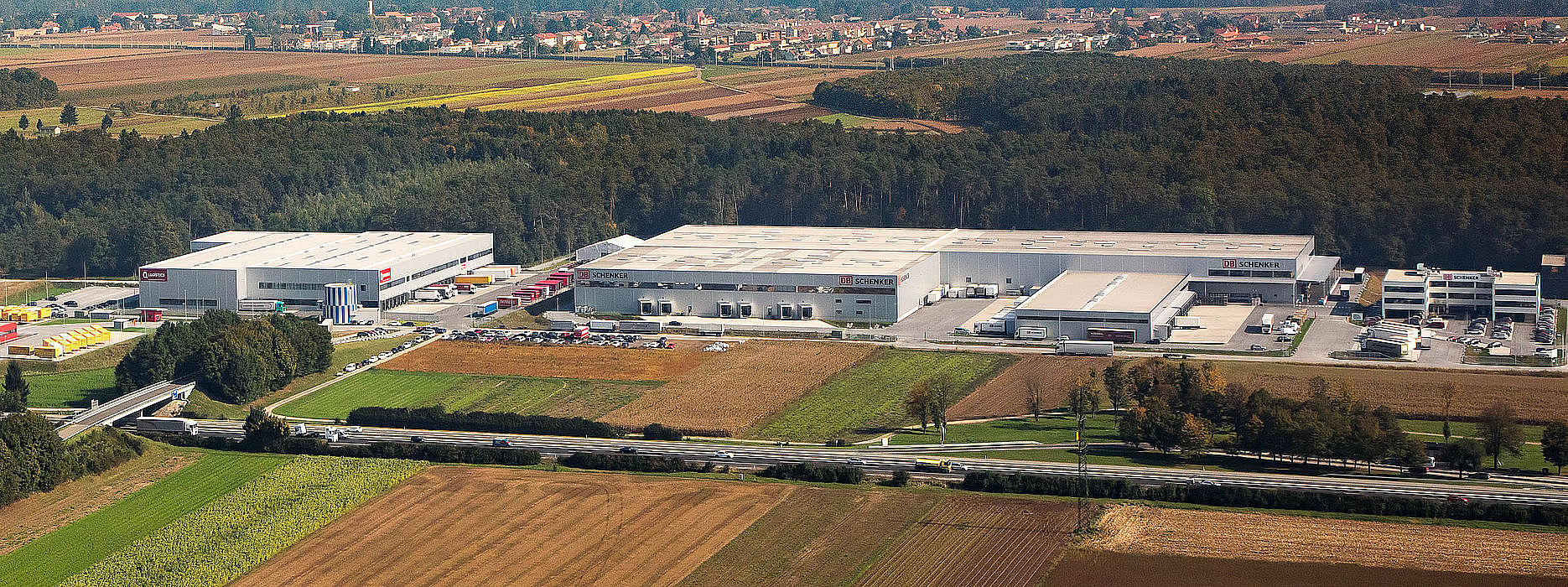Logistikzentrum in Wundschuh